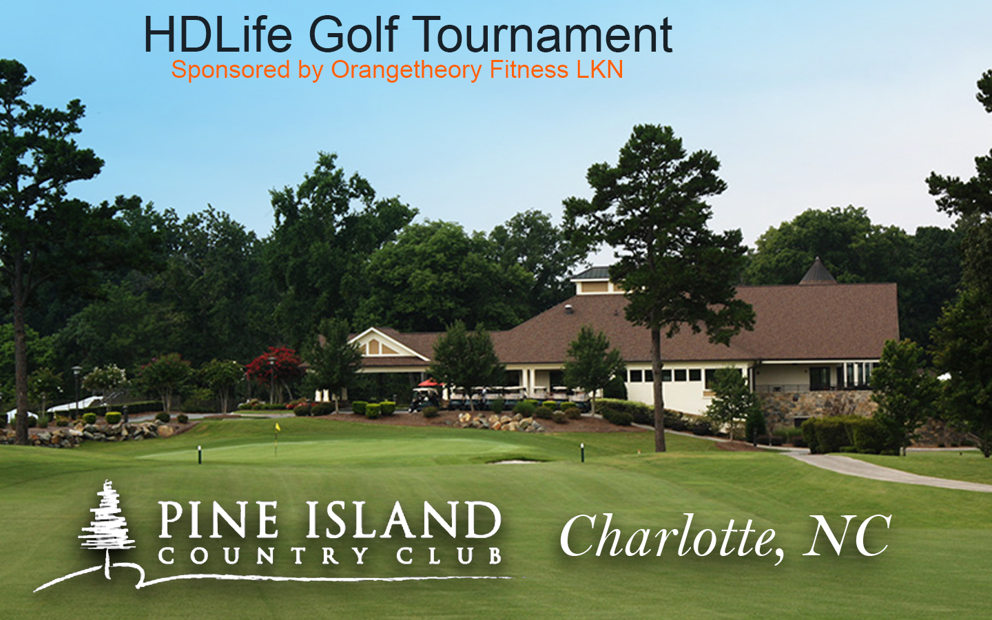 HDLife Foundation Annual Golf Tournament